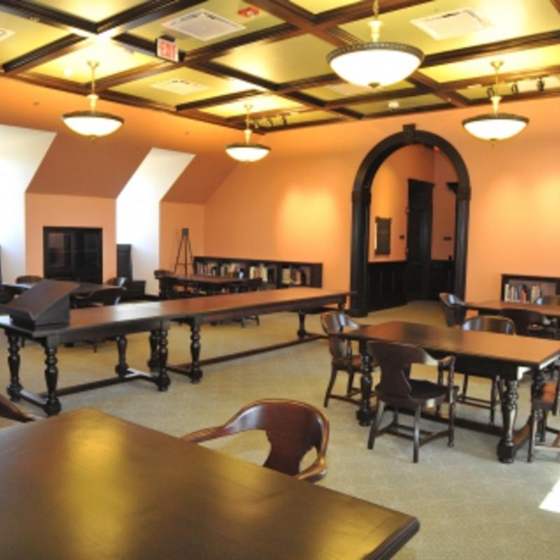 Peabody Room, DC Public Library