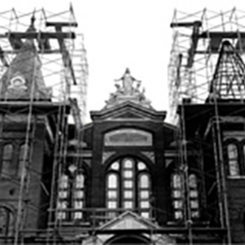 Architectural History & Historic Preservation, Smithsonian Institution