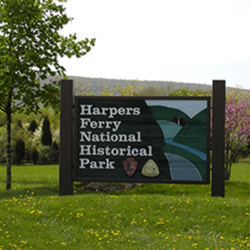 National Park Service Library at Harpers Ferry Center
