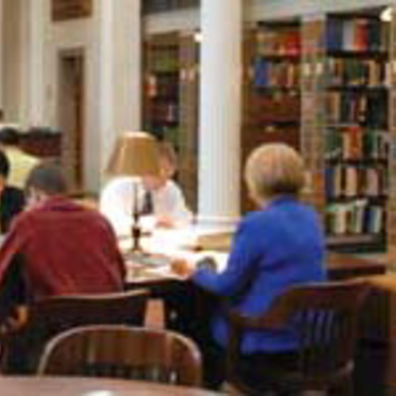 Library & Museum, Maryland Historical Society