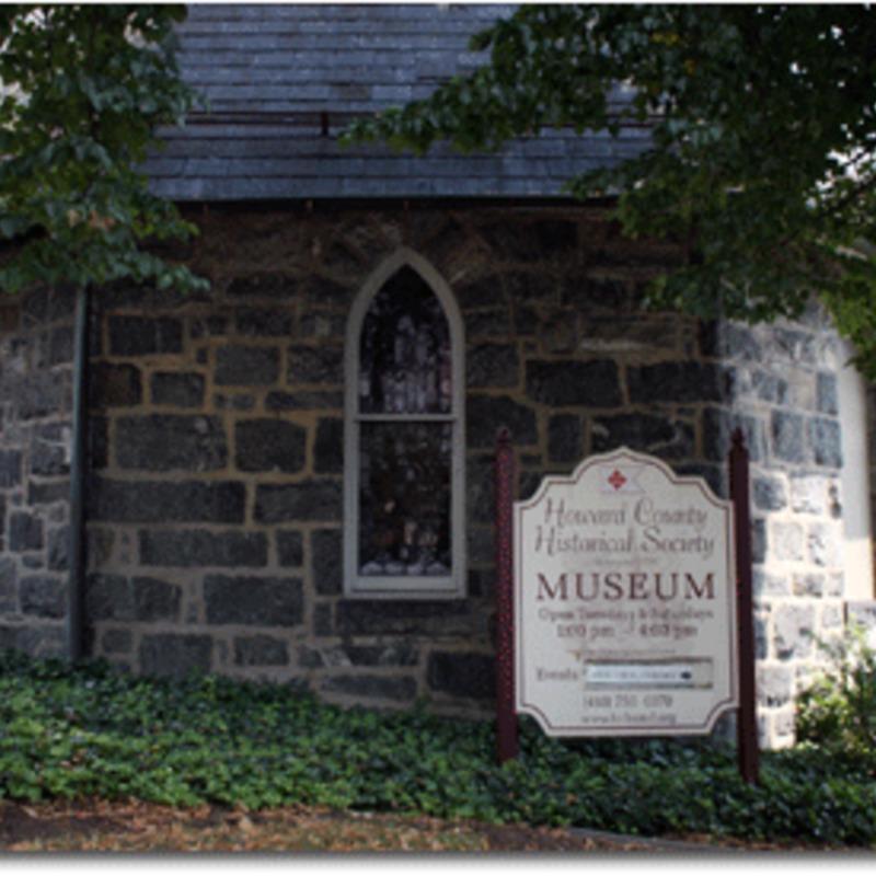 Howard County Historical Society Museum