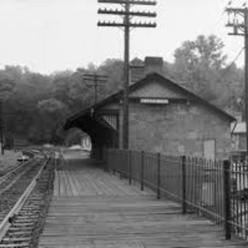 Ellicott City Station, Baltimore & Ohio Railroad Museum