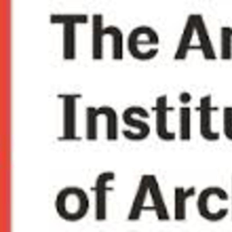 American Institute of Architect Archives
