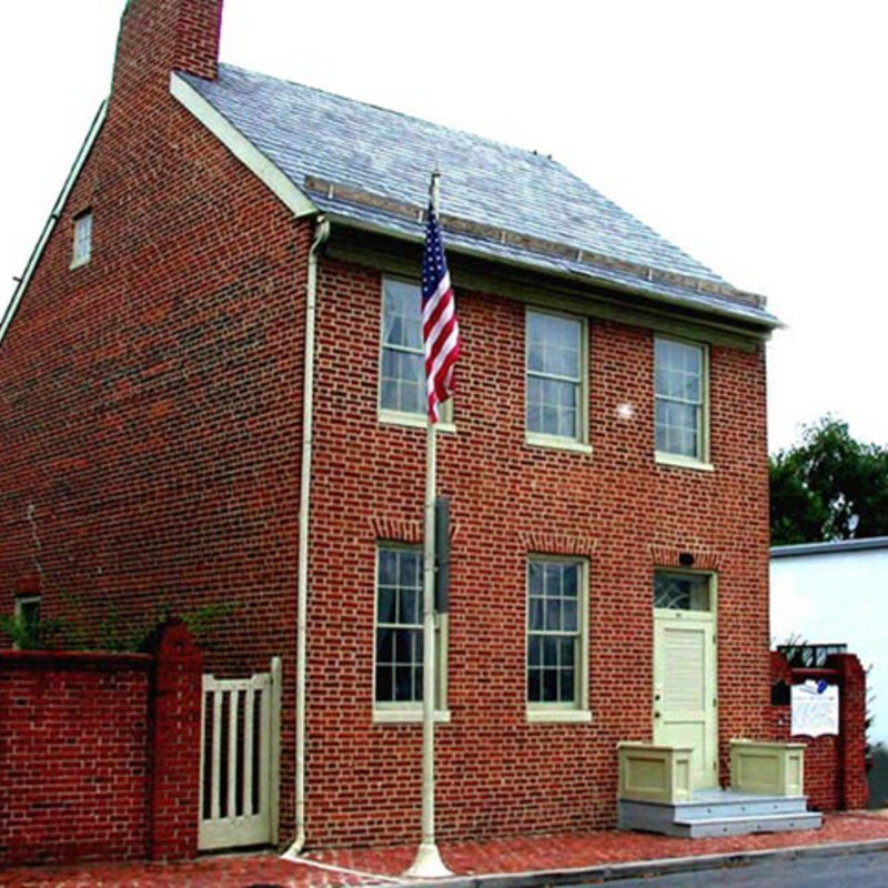 Roger B. Taney House, Historical Society of Frederick County