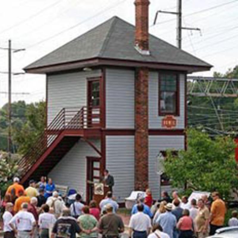 Martin O'Rourke Memorial Railroad Library