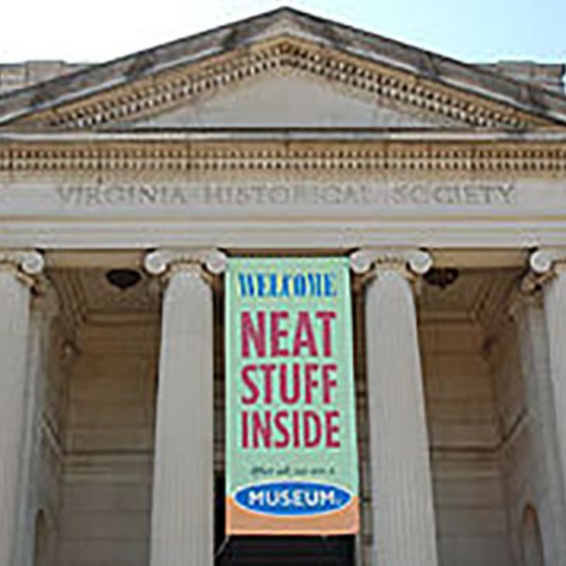 Archive & Library, Virginia Historical Society