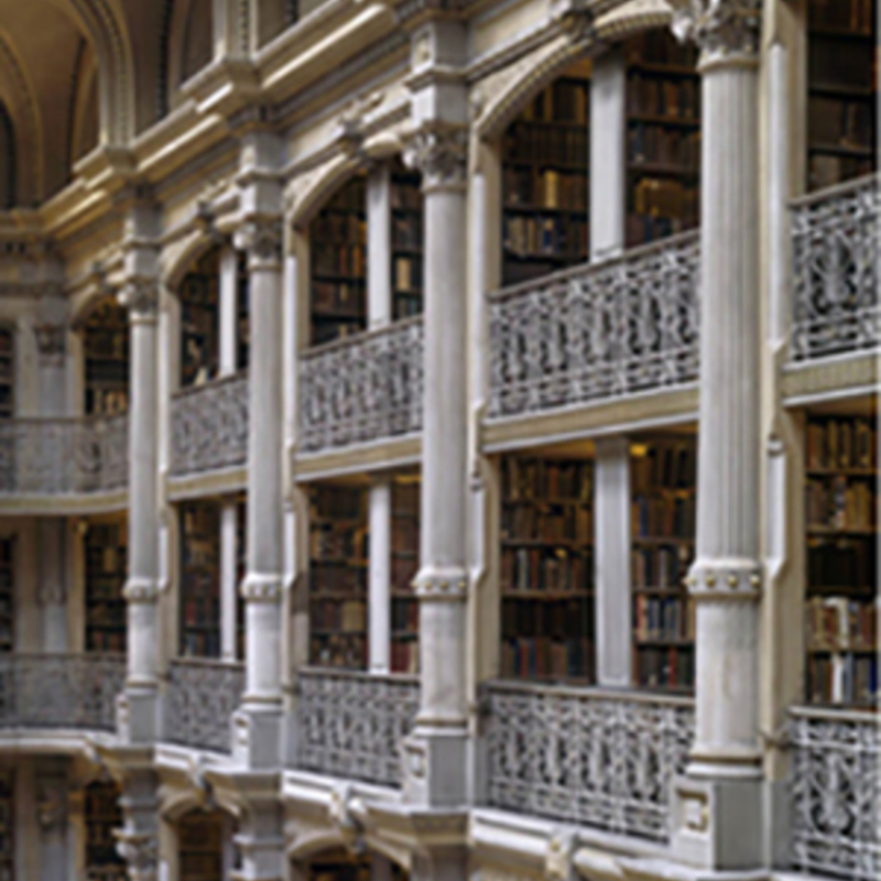 George Peabody Library, John Hopkins University