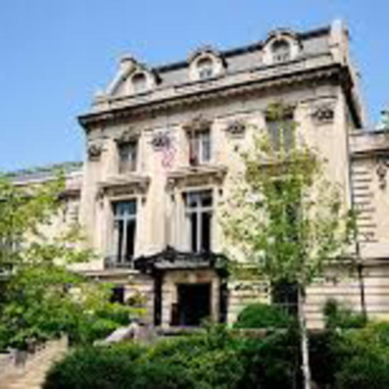 Townsend Mansion, Cosmos Club Historic Preservation Foundation